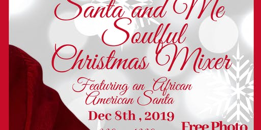 Santa and Me Soulful Children's Christmas  Photos & Mixer