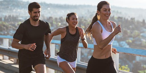 Run Tribe by lululemon