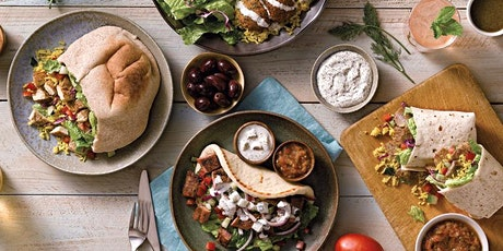 Mediterranean Lunch & Learn tickets