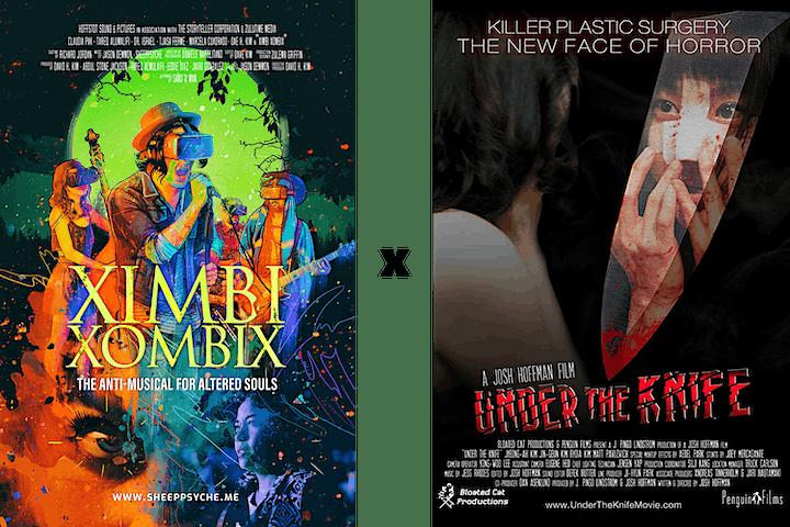 Brooklyn X Portland K-Rock/K-Horror Co-Premiere + Live Vocals, CD & Gift! image