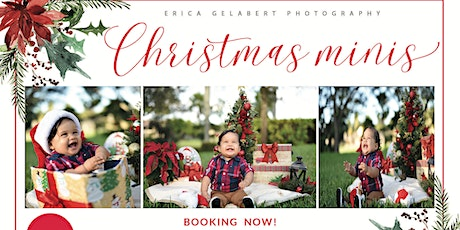 Christmas Mini Portrait Session tickets