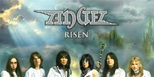 ANGEL RISEN LIVE @ STEREO GARDEN LONG ISLAND