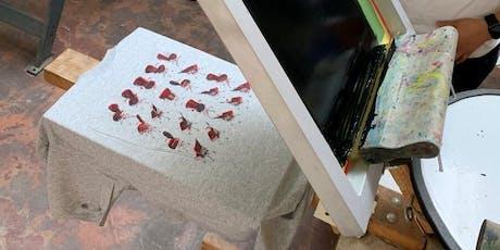 Screen Printing 104: Tee Shirt Workshop tickets
