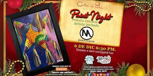 Cultura en Pintura: Posada edition