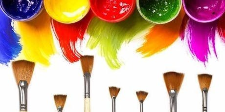 Free Holiday Activity : Library Bag Painting tickets