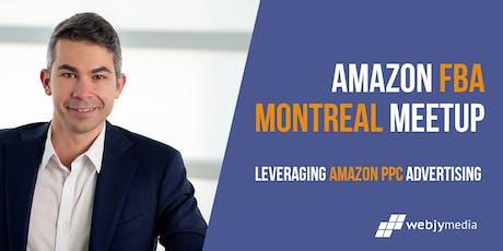 Amazon FBA Meetup - Leveraging Amazon PPC Advertising tickets