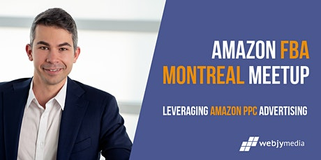 Amazon FBA Meetup - Leveraging Amazon PPC Advertising tickets