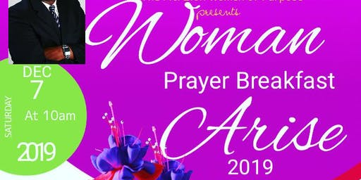 Woman Arise Prayer Breakfast
