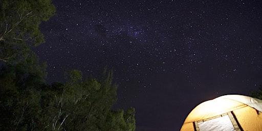 UQHS Inglewood camping trip