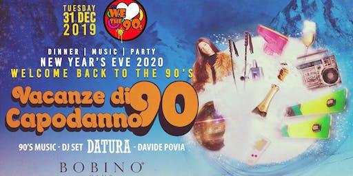 CAPODANNO @ BOBINO CLUB MILANO (Gran Buffet/Disco) ✆3491397993