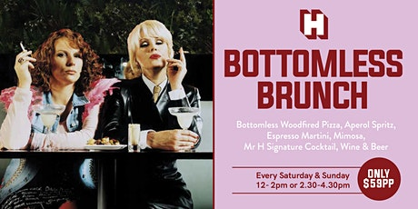 Bottomless Cocktail Brunch at Mr Hoddle tickets