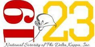 NSPDK, Inc., Mu Chapter Scholarship Fundraiser Fashion Show  $60