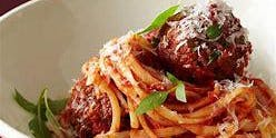UBS Cooking School: Spaghetti and Meatballs