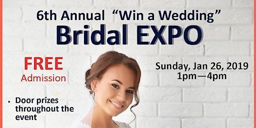 Bridal Expo - Win a Wedding 2020