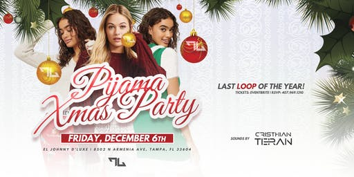 XMAS PARTY - LAST LOOP OF 2019!