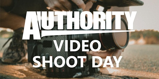 Authority Video - Shoot date