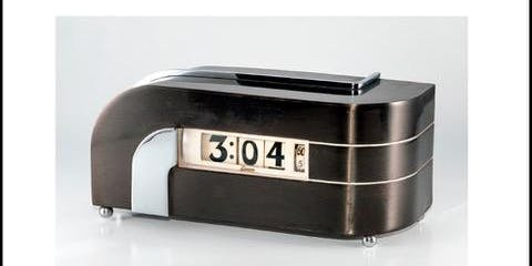 Moderne Time: The Story of Lawson Art Deco Clocks