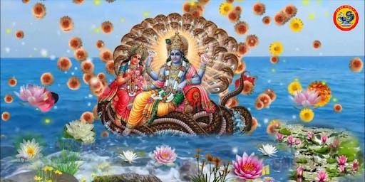 Sri Sharadamba Temple: Vishnu Sahasranama Chanting - Dawn to Dusk