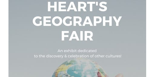 Travel the World at the H.E.A.R.T of the Wiregrass  Geography Fair 2020