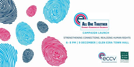 Campaign Launch: All One Together tickets