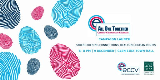 Campaign Launch: All One Together