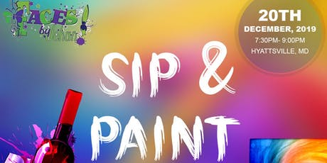SIP & PAINT: FOR A CAUSE tickets