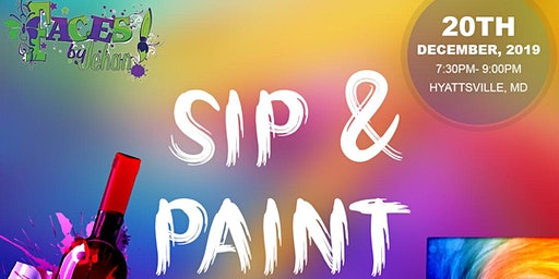 SIP & PAINT: FOR A CAUSE