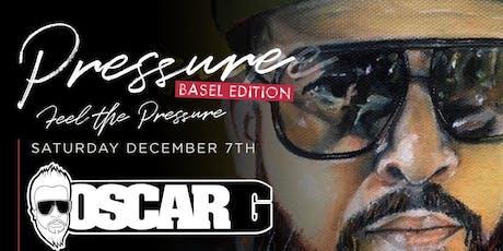 Oscar G at Barter Wynwood - Art Basel Edition tickets