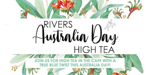 Rivers Australia Day High Tea