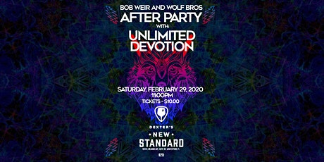 Unlimited Devotion - A Bob Weir and Wolf Bros After Party tickets