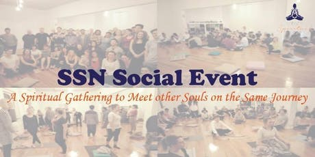 SSN Social: A Spiritual Gathering to Meet Other Souls on the Same Journey tickets