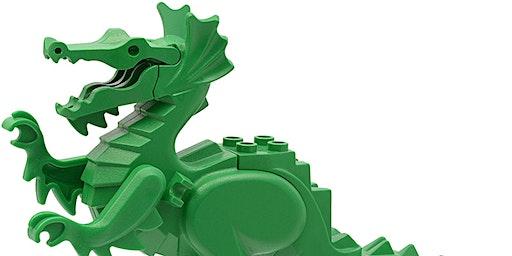 Lego Challenge - Nowra Library