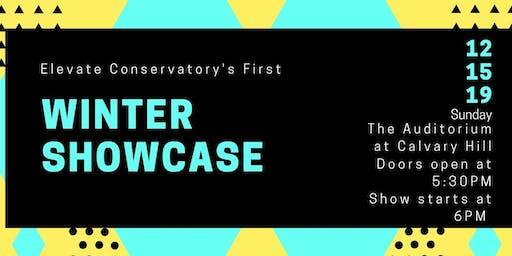 Elevate Conservatory's Winter Showcase