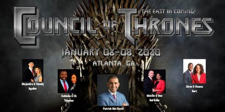 PHP AGENCY EAST COAST (ATL) BUSINESS LEADERSHIP EVENT: COUNCIL OF THRONES tickets