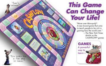 Albany-Cash Flow 101 Game Night & NetWorking