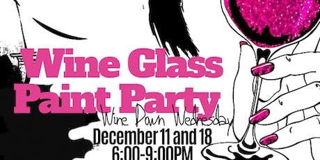 WINEGLASS PAINT PARTY  tickets