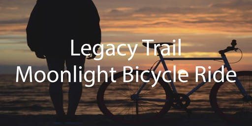 Legacy Trail Moonlight Bike Ride 2020