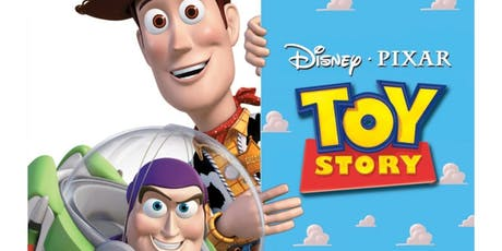Toy Story Double Feature! Toy Story (2pm) - Toy Story 2 (3:45pm) tickets