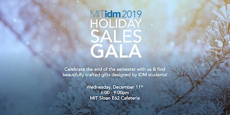 MIT IDM Sales Gala tickets