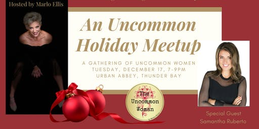 Healing Through the Holidays  - An Uncommon Holiday Meetup