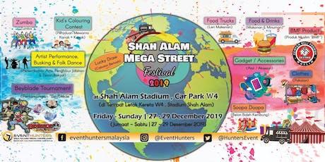 Shah Alam Mega Street Festival tickets