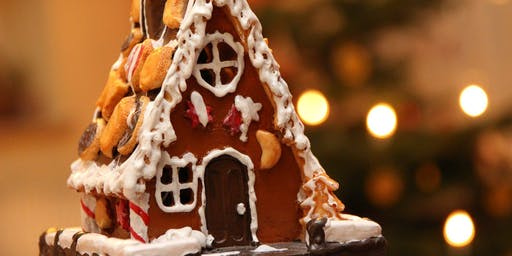 Gingerbread House Decorating & Holiday Market