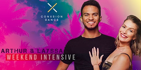 Arthur and Layssa Weekend Intensive tickets