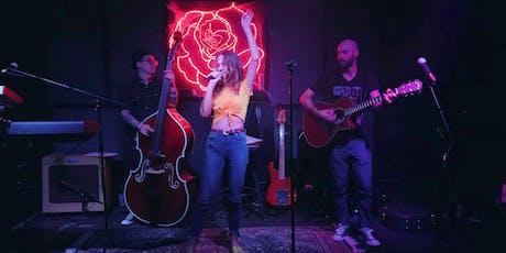 Words & Wine Open Mic at Las Rosas Ft. Makai & Kezia Nell tickets