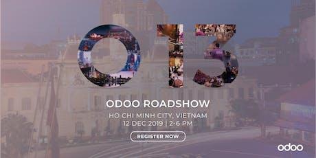 Odoo Roadshow Ho Chi Minh City tickets
