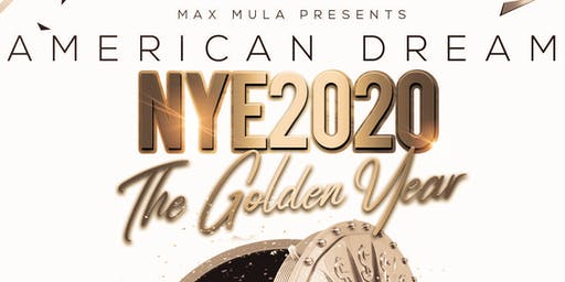 American Dream - NYE Party