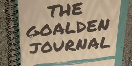 Goalden Journal Release Event tickets
