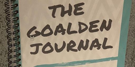 Goalden Journal Release Event