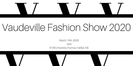 VAUDEVILLE FASHION SHOW 2020 tickets