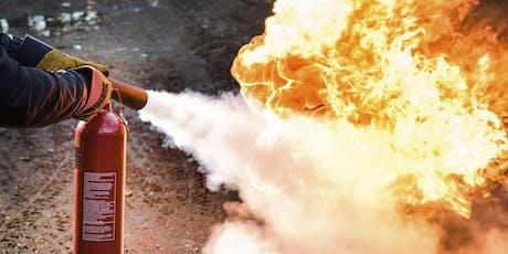 MTA Aoraki East Coast Region: Fire Safety Training, Dunedin tickets